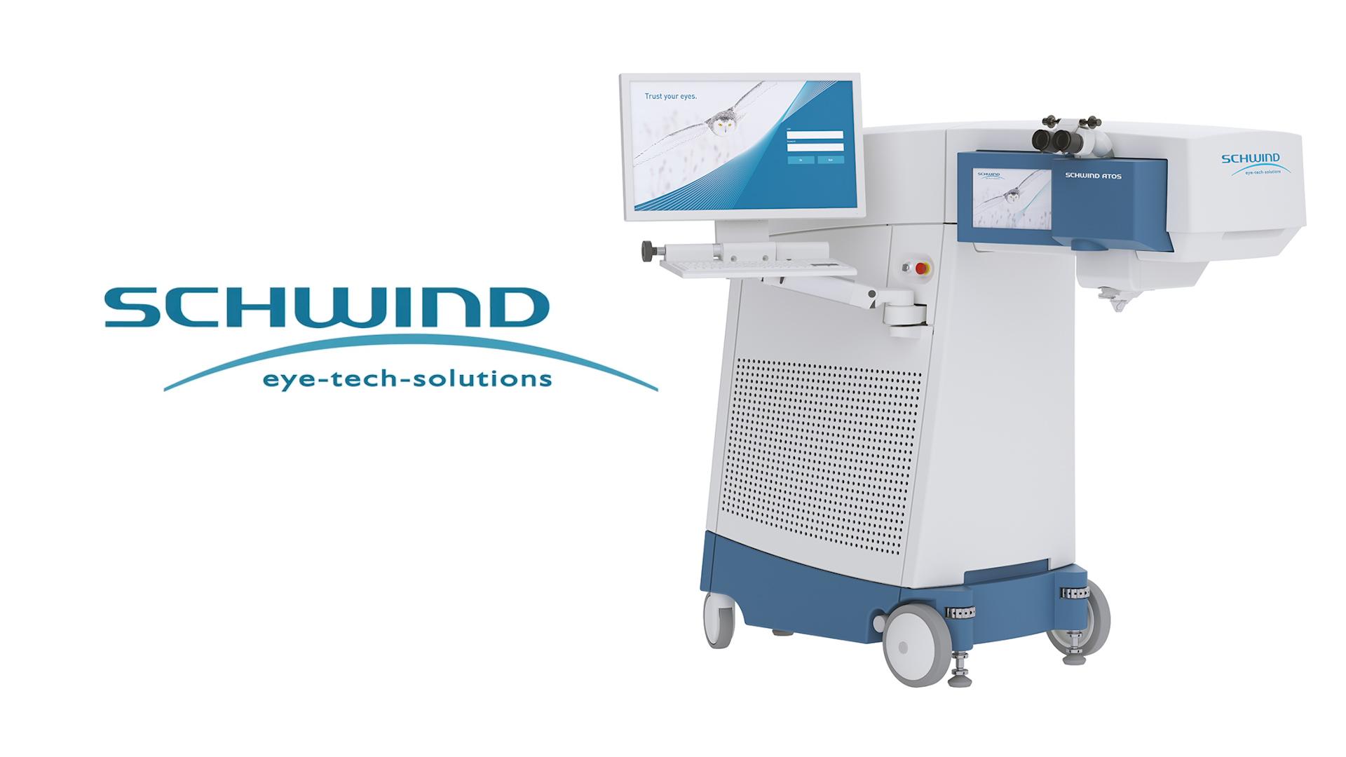 Schwind / FEMTO LDV Lenticule extraction 비교